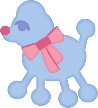 340x374 Dog clip art