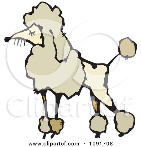 450x470 Grey Poodle Clip Art – Cliparts