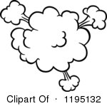 150x149 Poof Clipart 1195132 Clipart Of A Black And White Comic Burst