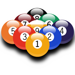 256x256 Billiard Ball Clipart 9 Ball