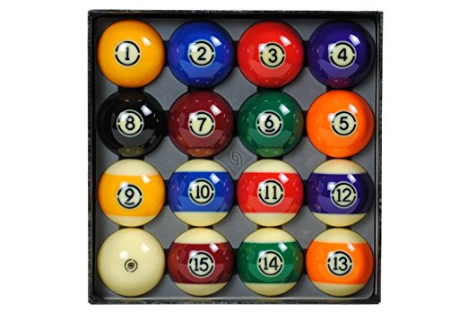 522x348 Aramith 57.2mm Tournament Billard Pool Ball Set16