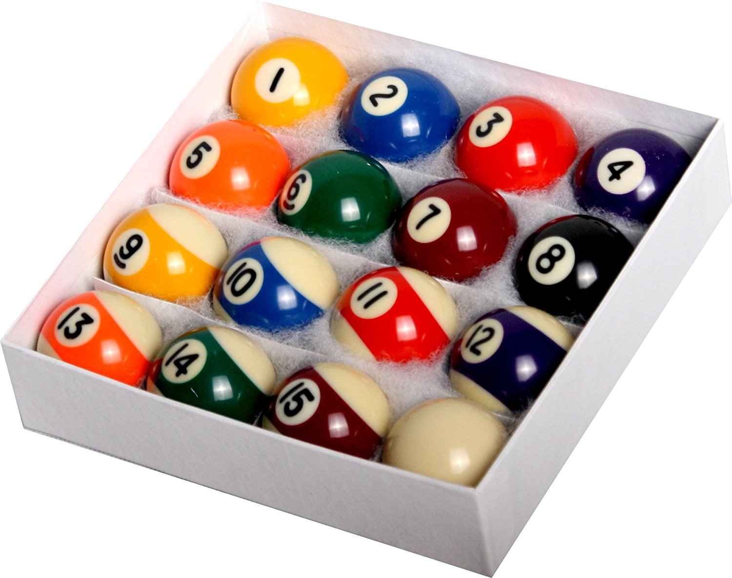 1500x1186 Empire Usa Mini Pool Ball Set, 1.5 Inch, Billiard Balls