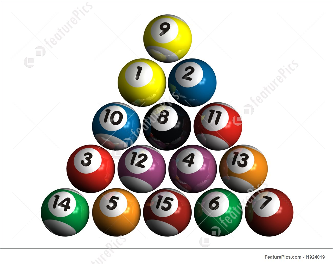 1300x1034 Letters And Numbers Pool Balls