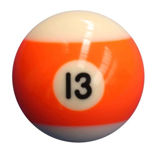 500x500 Pool Balls