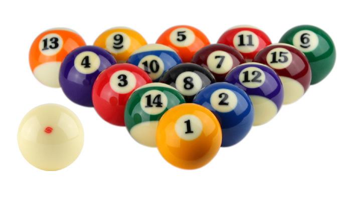 700x400 Super Aramith Pro Pool Balls