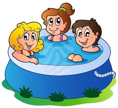 400x368 Pool Clipart 3
