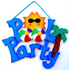236x239 Pool Party Clip Art Clipart