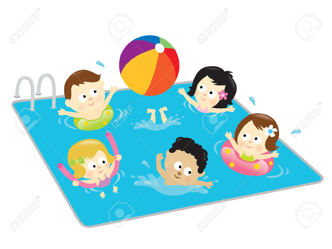 1300x975 Fun Swimming Clipart Amp Fun Swimming Clip Art Images