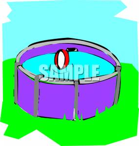 285x300 Clipart Free Pool