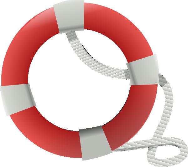 600x535 Lifeguard Float Clipart