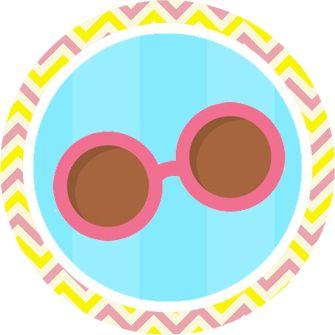335x335 Passatempo Da Ana Pool Party (Menina) Imprime Pool Party