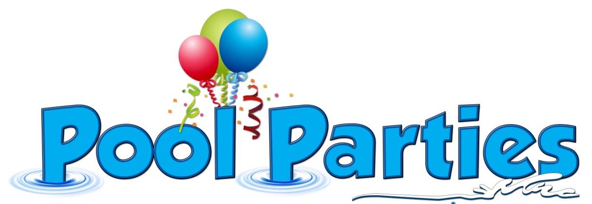 1217x421 Pool Parties Richmond Aquatic Centre