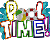 170x135 Pool Party Clipart