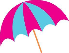 286x221 Umbrella Clipart Pool Party