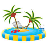 170x158 Pool Party Clip Art