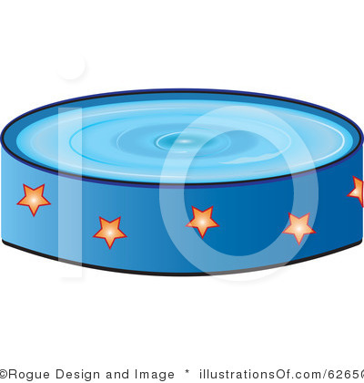 400x420 Ornamental Pools Clipart