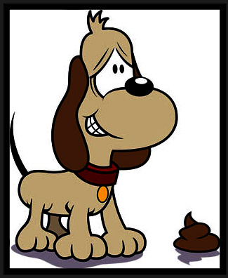 325x396 Dog Poop Clip Art 2