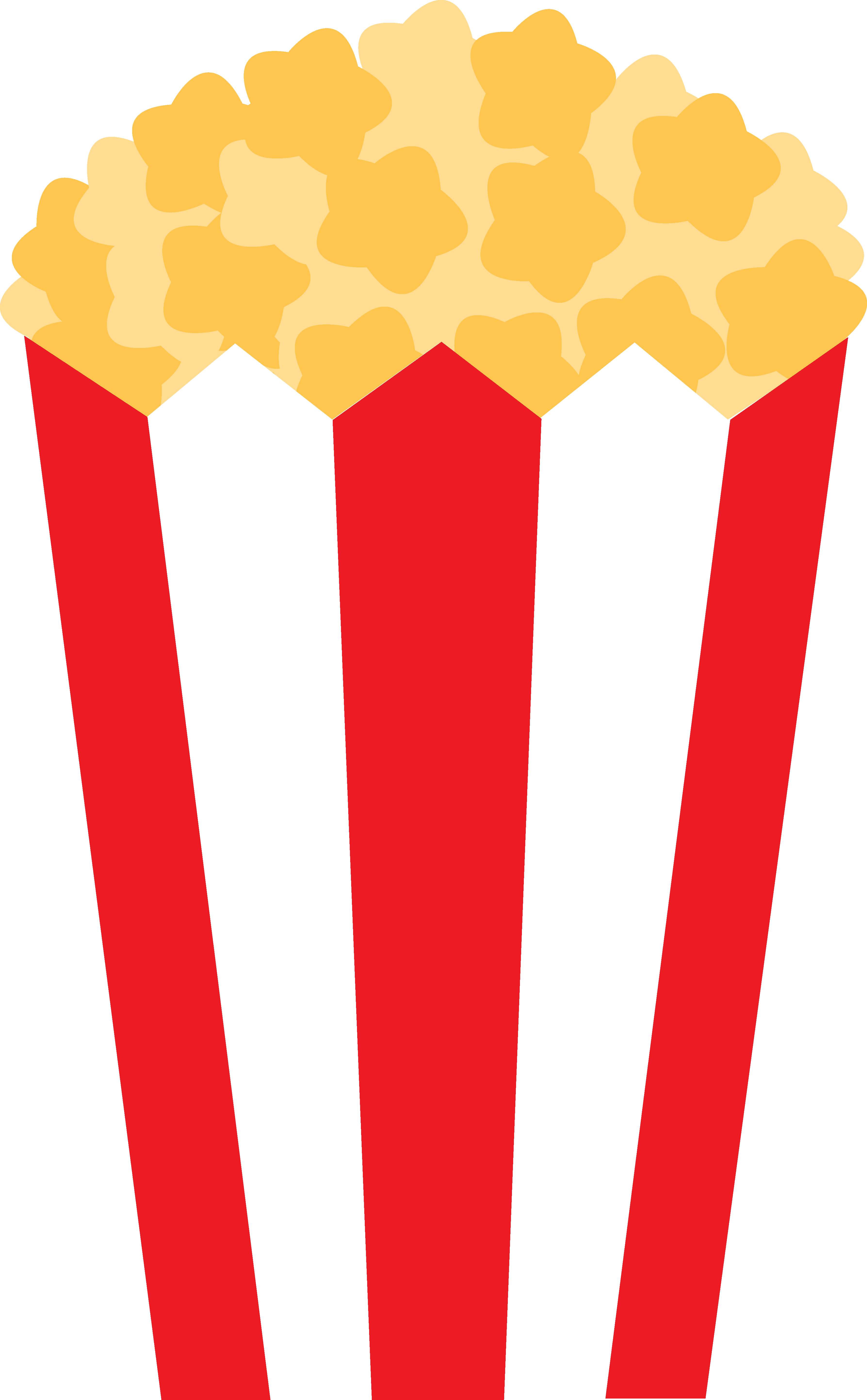 3575x5770 Popcorn Clipart Border Free Clipart Images
