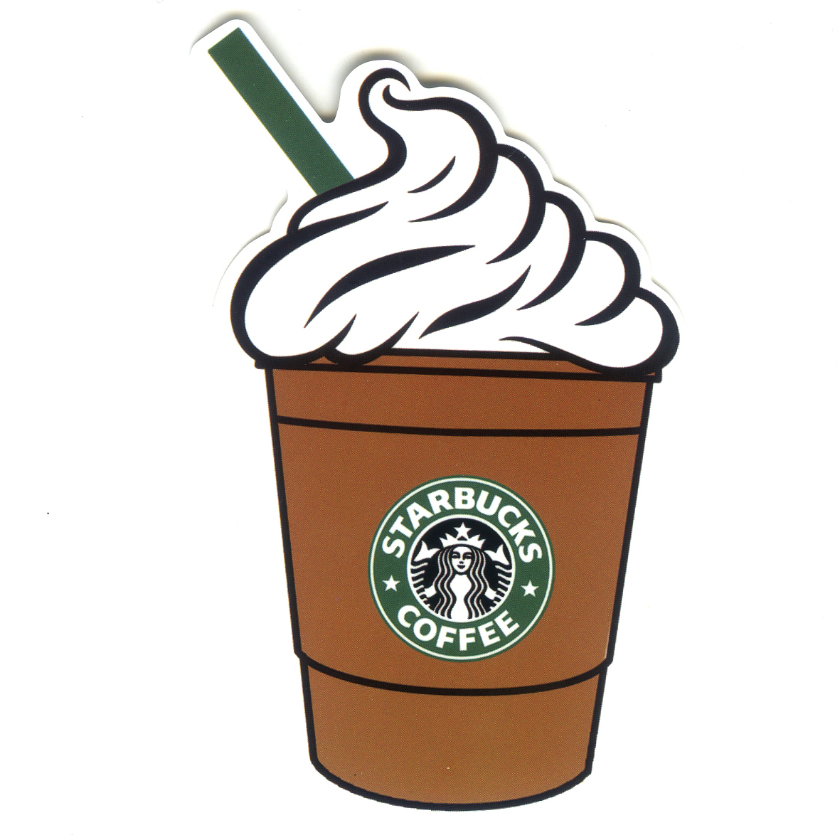 1181x1181 Starbucks Kawaii Clipart Are You Looking For By Clipartcutieshop