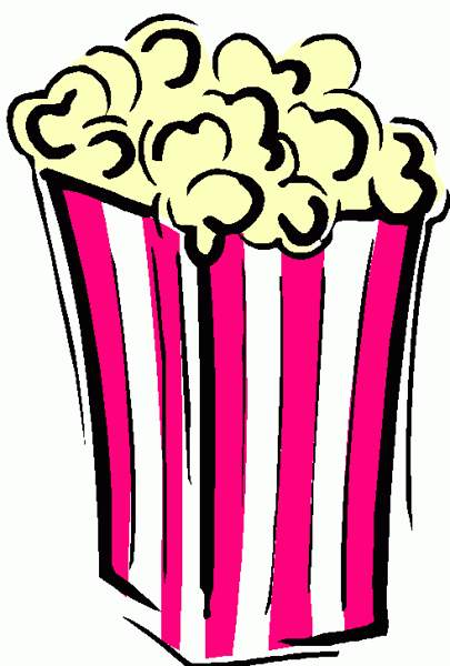 405x600 Popcorn Clip Art 2