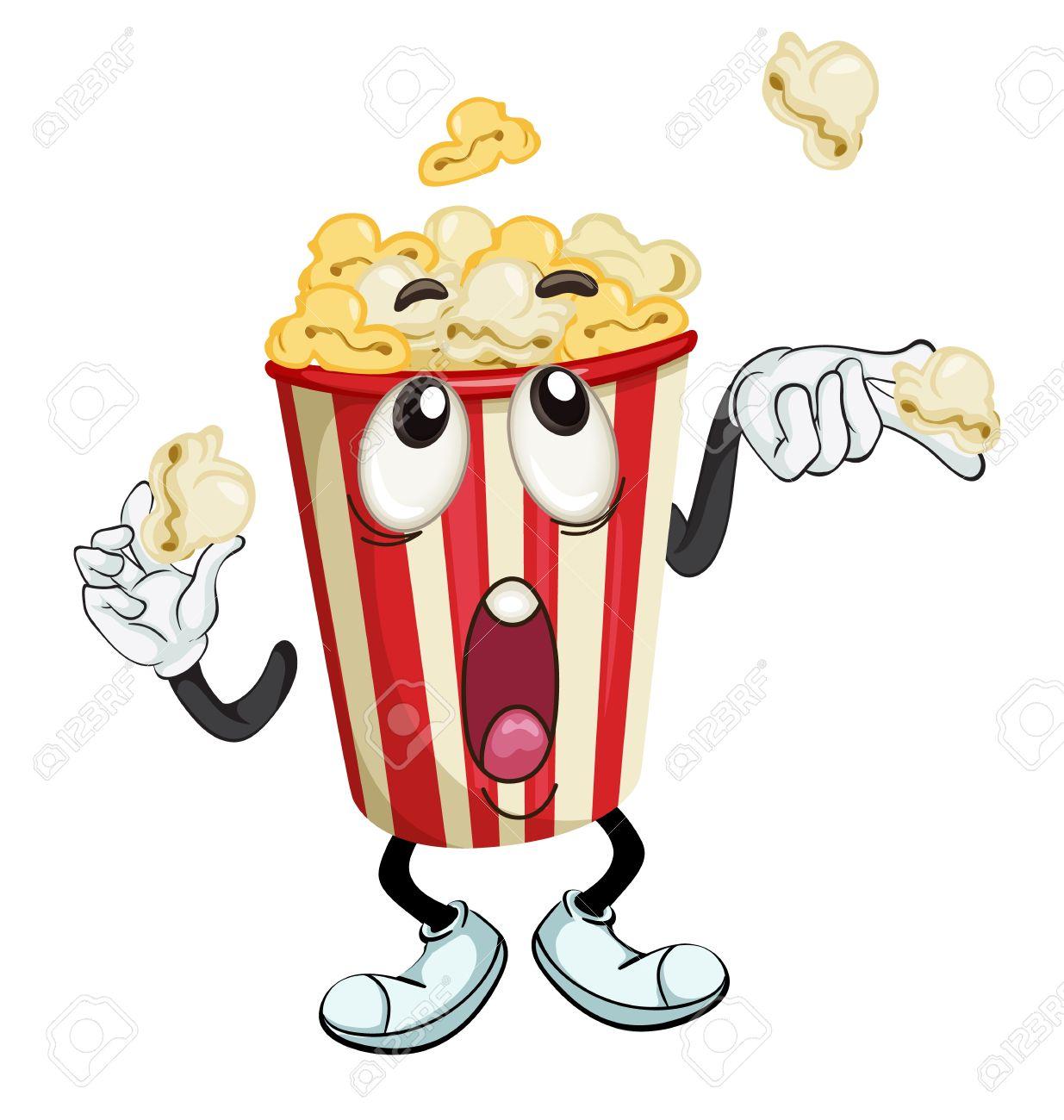 1235x1300 Popcorn Clipart Salty