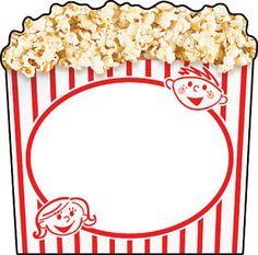 236x233 Free Cartoon Graphics Fair Food Popcorn Clip Art