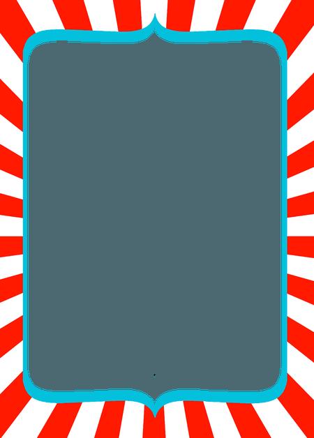 450x628 Dr Seuss Border Free Images