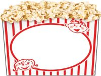 200x150 Popcorn Border Clipart