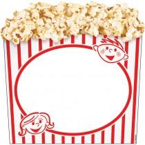 210x210 Popcorn Classroom Theme Decorations