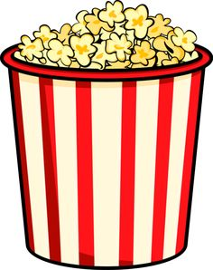 236x298 Popcorn Clipart Paper