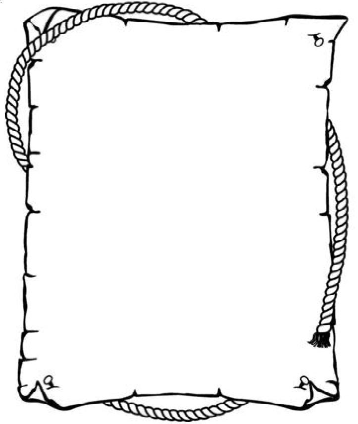 723x856 Templates Clipart Piece Paper