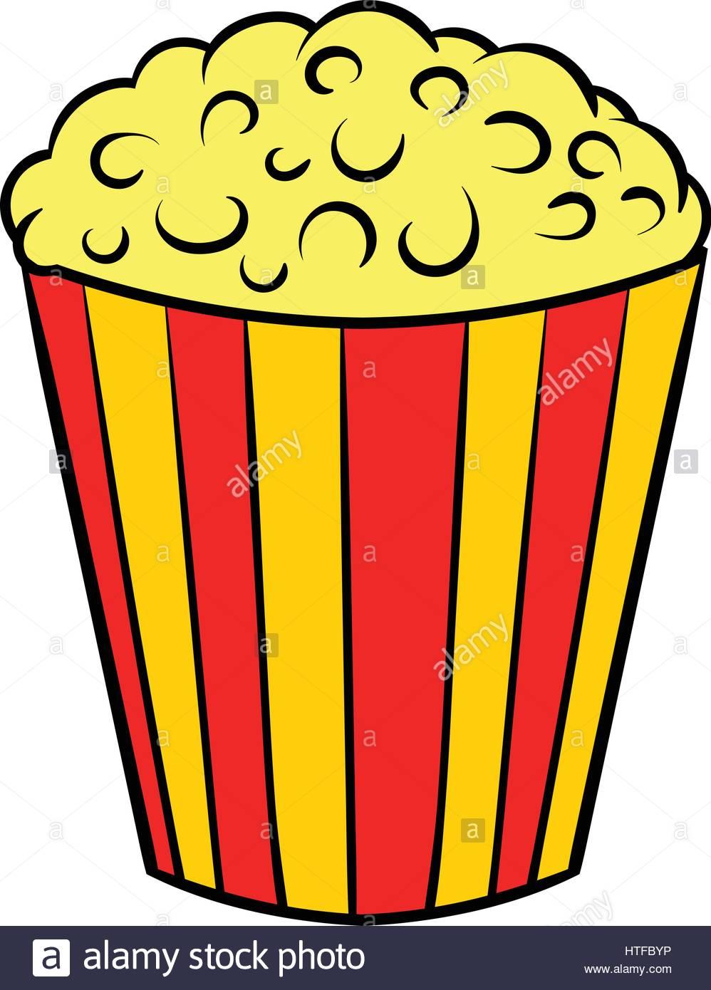 998x1390 Popcorn Icon Cartoon Stock Vector Art Amp Illustration, Vector Image