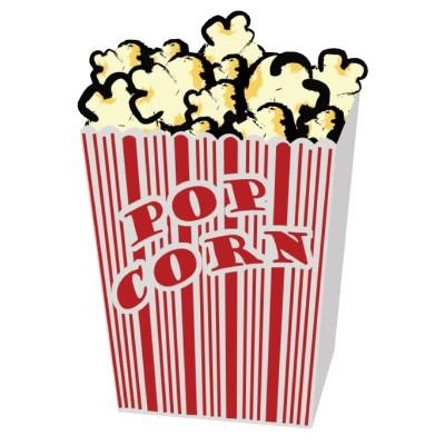 400x400 Popcorn Images On Popcorn Clip Art And Es