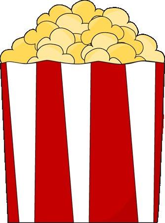 334x450 Ideal Popcorn Clip Art