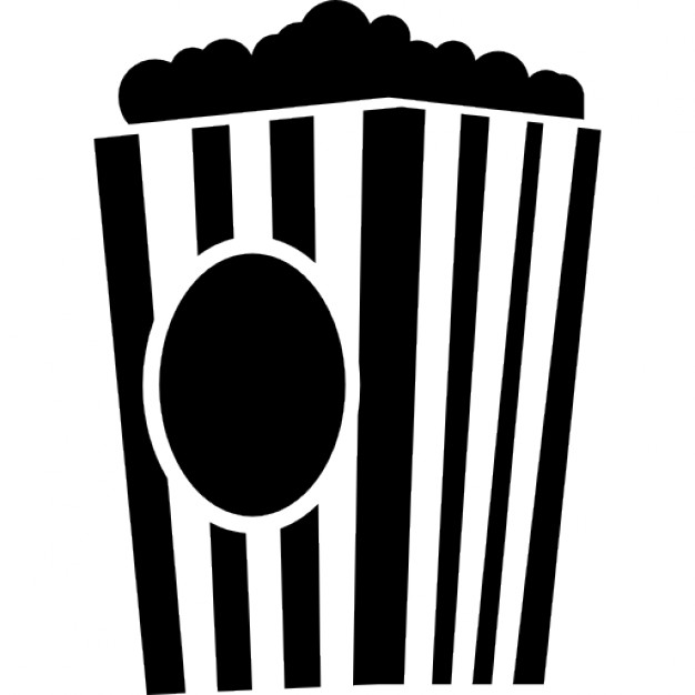 626x626 Popcorn From Cinema Icons Free Download