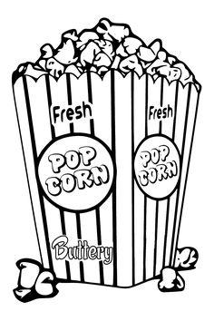 236x354 Popcorn.gif (22274 Bytes) Pop, Pop, Popcorn!