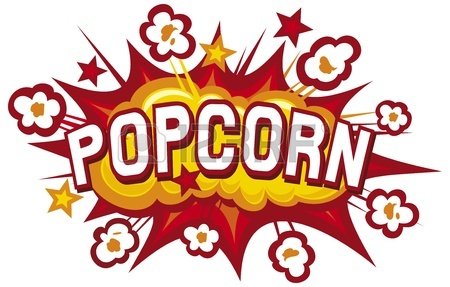 450x287 Popcorn Design Royalty Free Cliparts, Vectors, And Stock