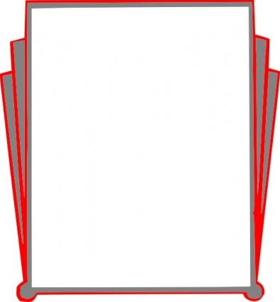 394x425 Popcorn Border Clip Art – Cliparts