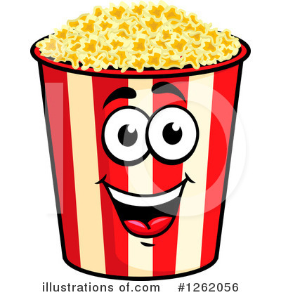 400x420 Popcorn Clipart