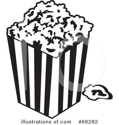 400x420 Popcorn Clipart Individual