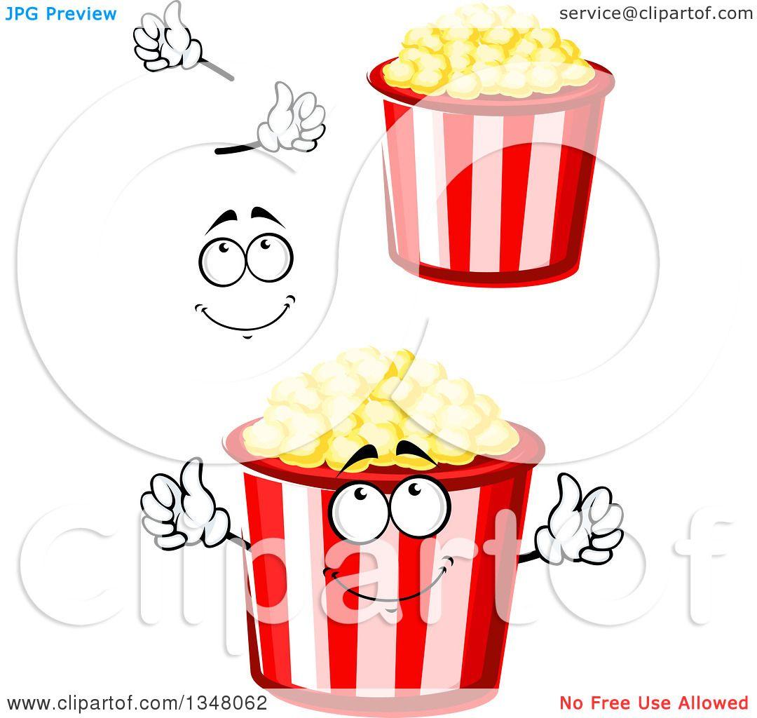 1080x1024 Popcorn clipart popcorn bucket