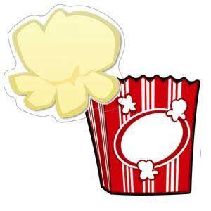 Popcorn Template