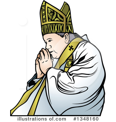 400x420 Pope Clipart