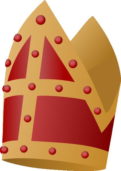 420x594 Pope Hat Clip Art