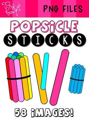 300x400 Pink Popsicle Cliparts