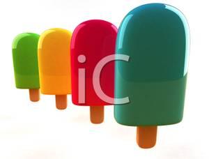 300x228 Art Image 3d Colorful Popsicles