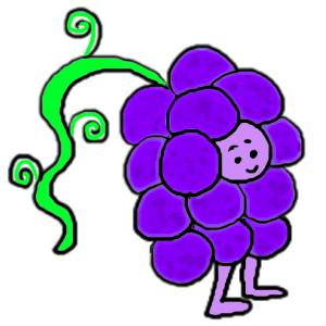 300x300 Top 69 Grape Clip Art