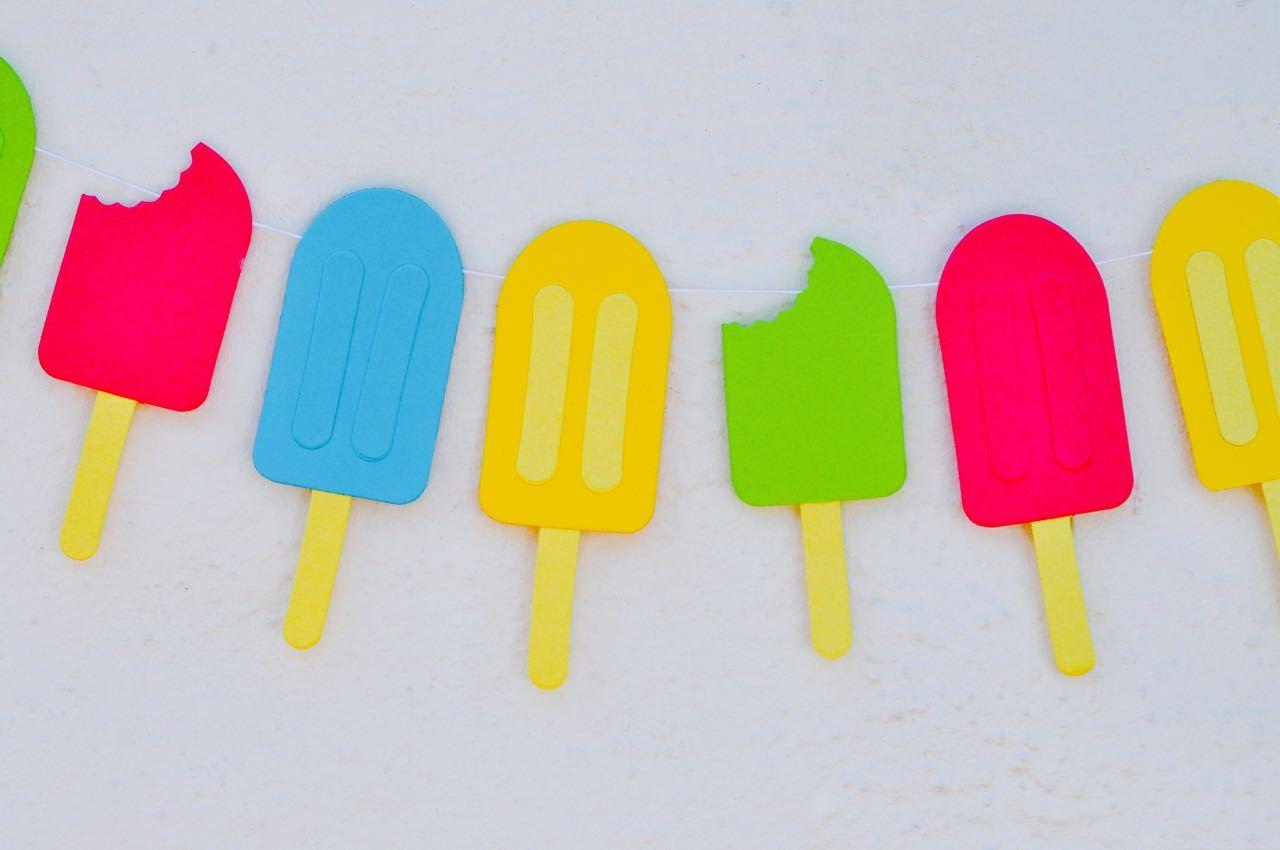 1280x850 Diy Popsicle Garland