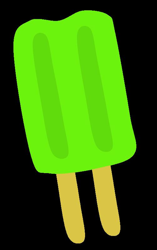 502x800 Popsicle Clip Art