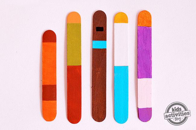 650x432 Scooby Doo Popsicle Stick Dolls